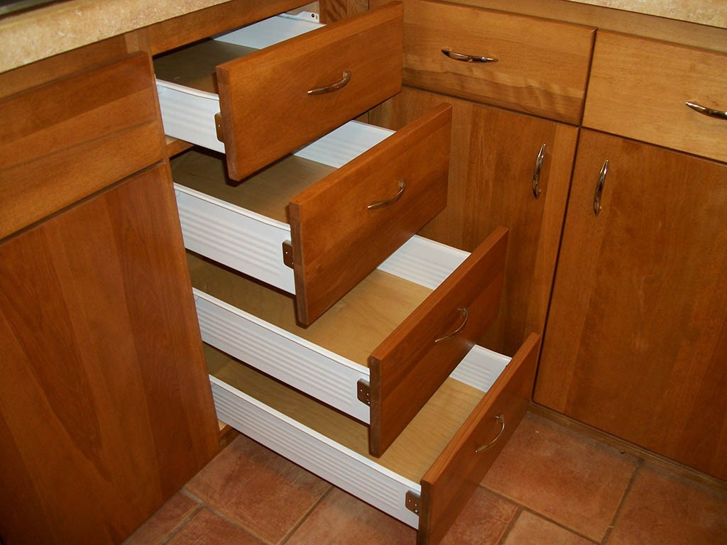 Why You Should Choose Drawers in Kitchen Remodeling ...