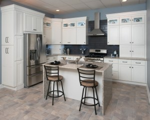 Affordable White Kitchen Cabinets