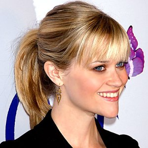 Ponytail hairstyle
