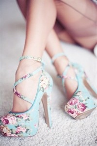 Go high on heels