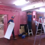 Furnace removal
