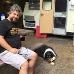 Camping with Roxy