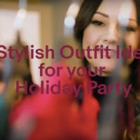 Four Outfit Ideas for Your Upcoming Holiday Parties