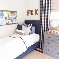 The Boy's Bedroom Update: Sharing A Room