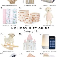 Gift Guide: Baby Sister
