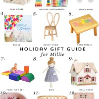 Gift Guide: Millie's First Christmas