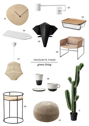 Ikea favourites April 2018