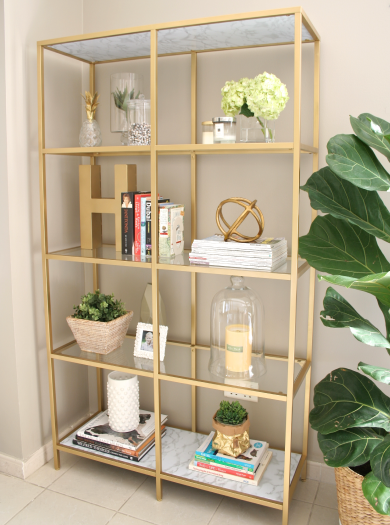 bookcases livinggold home a kitchen houstongold elegant furniture pottery for photo bookcase decoration modern barngold collection metal new washitapebookcase under ideas gold