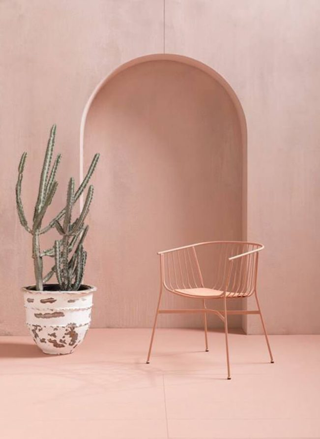Colour Crush: Blush and Green
