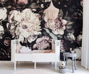Bold Botanical toddler room