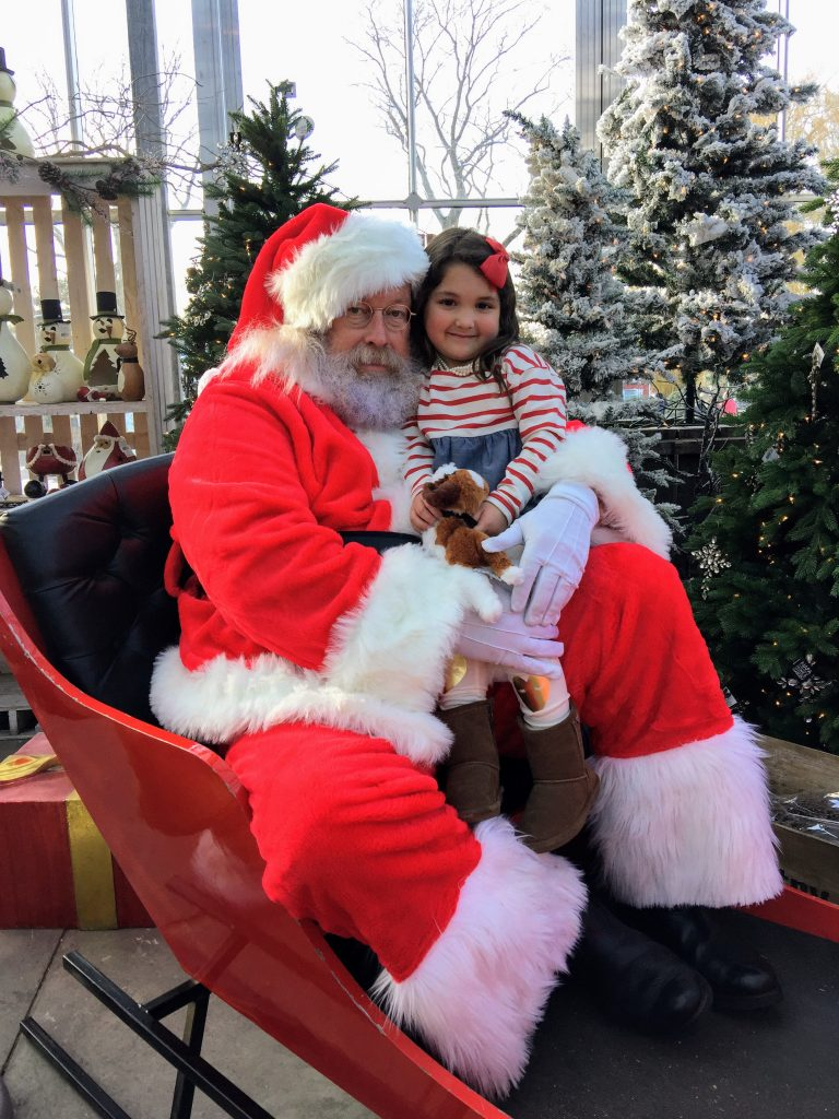 """Santa is real"", a beautiful Christmas Story featured by top New Jersey life and style blog, House of Leo"