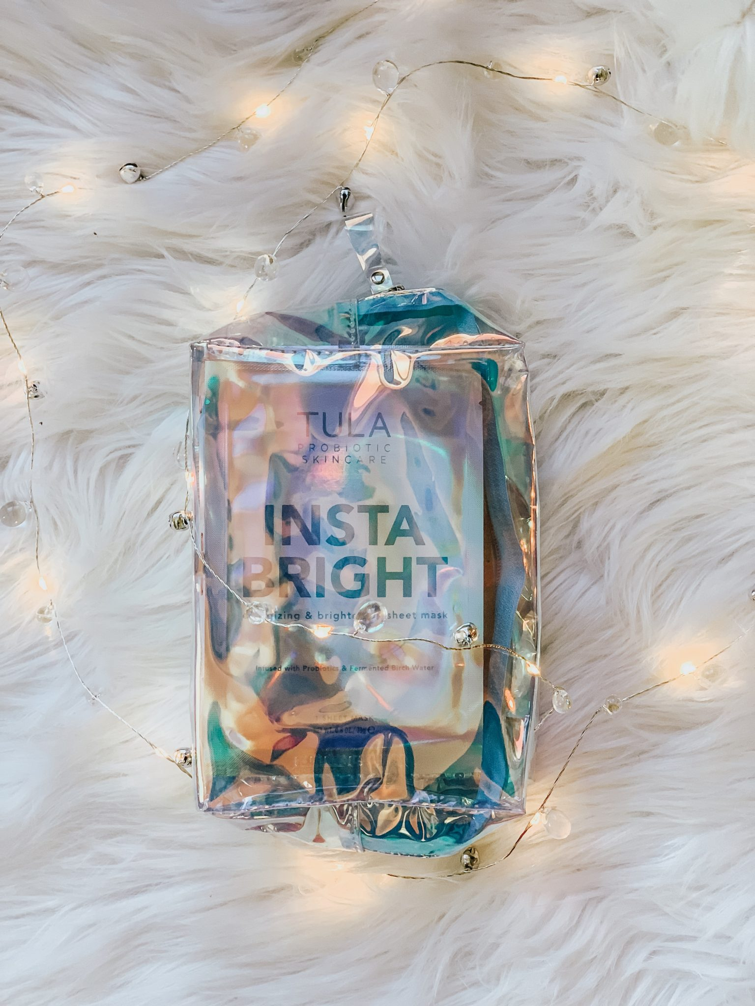 Beauty gift ideas with tula skincare