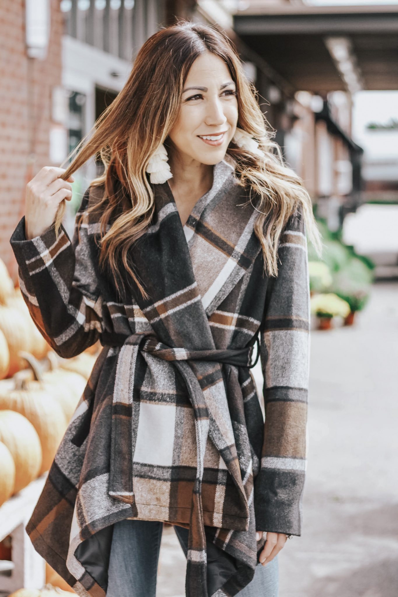 the best wrap coat for fall and winter