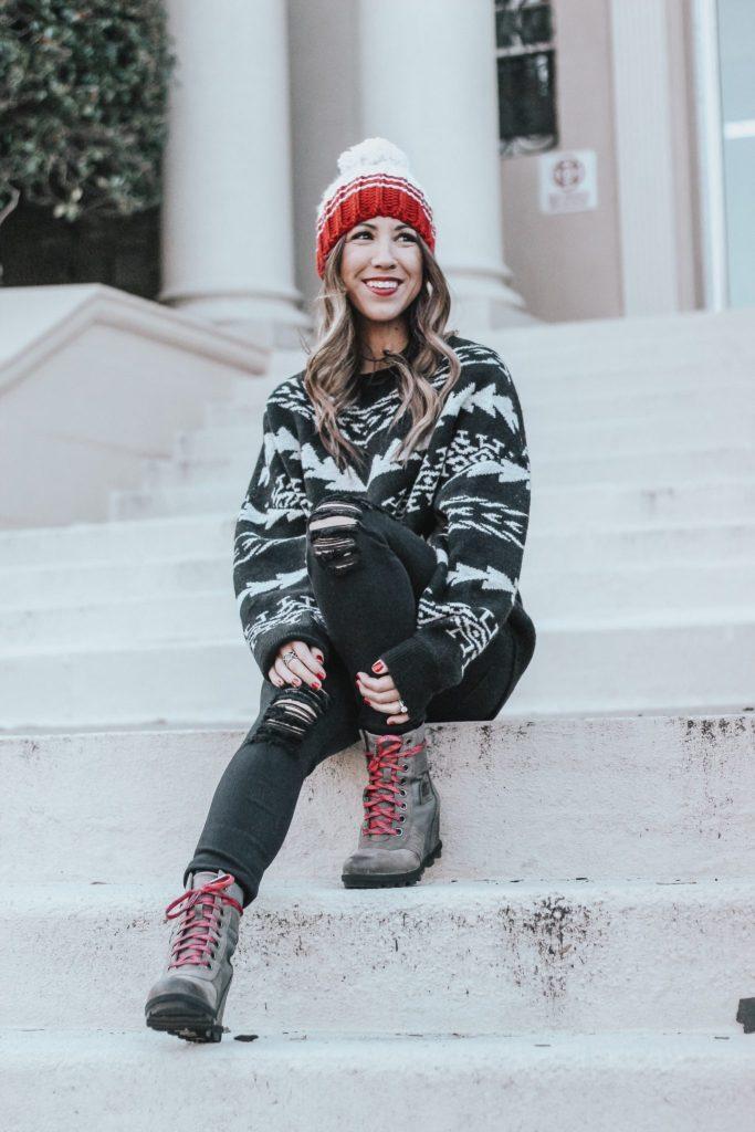 winter favorites at express