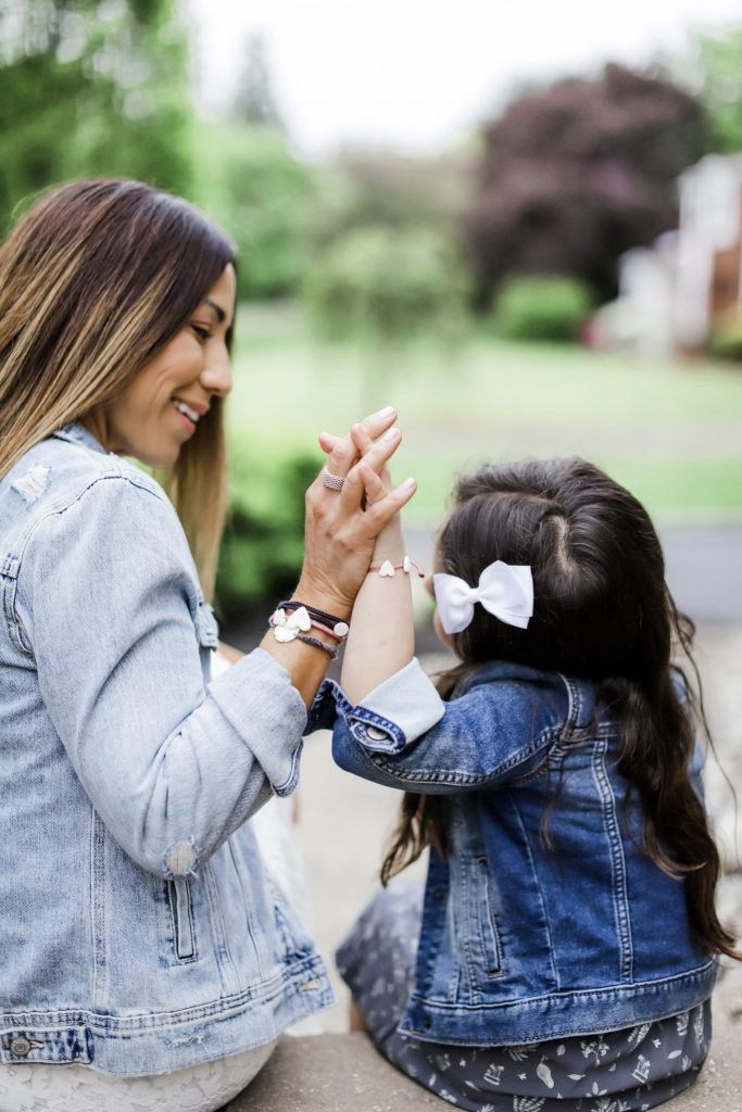 A PERSONAL MOTHER'S DAY GIFT WITH WANDERER BRACELETS by top US fashion blog, House of Leo Blog: image of Wanderer bracelets