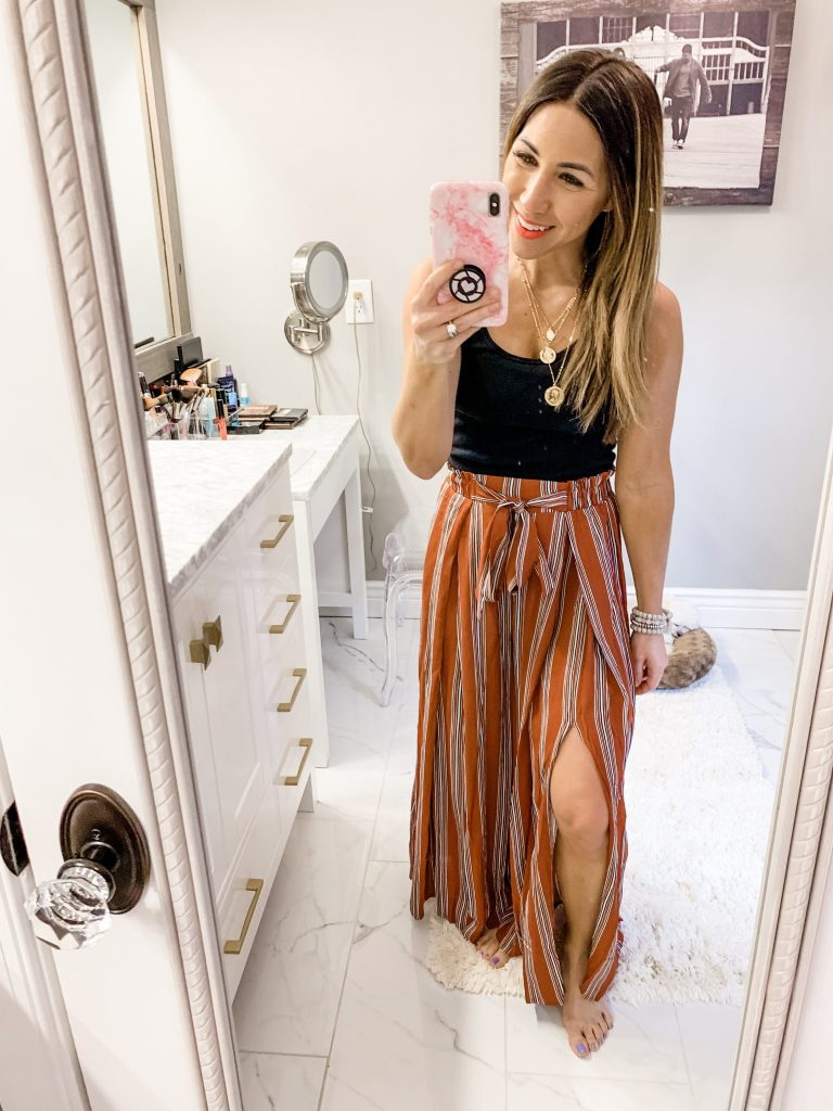 Amazon Haul by top US fashion blog, House of Leo Blog: image of woman wearing BerryGo