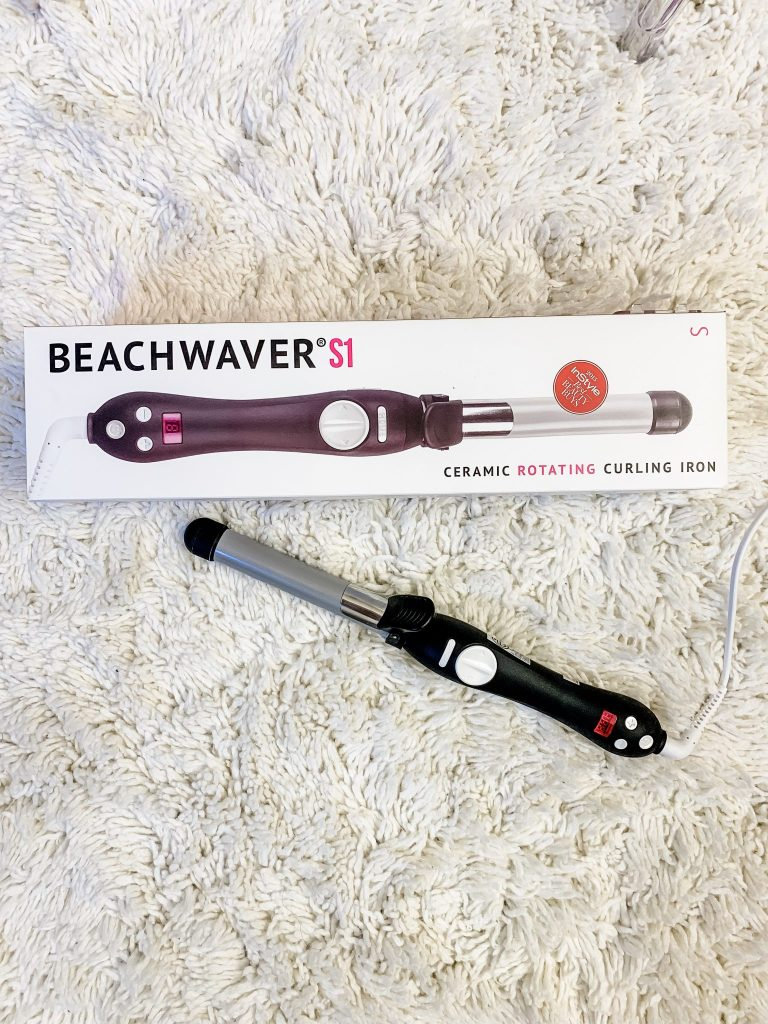 Harmon Face Values October Haul by top US beauty blogger, House of Leo Blog: image of Beachwaver