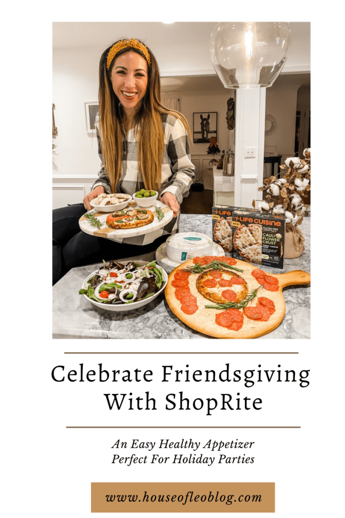 Celebrate Friendsgiving With ShopRite by top US lifestyle blog, House of Leo Blog: celebrate Friendsgiving with ShopRite
