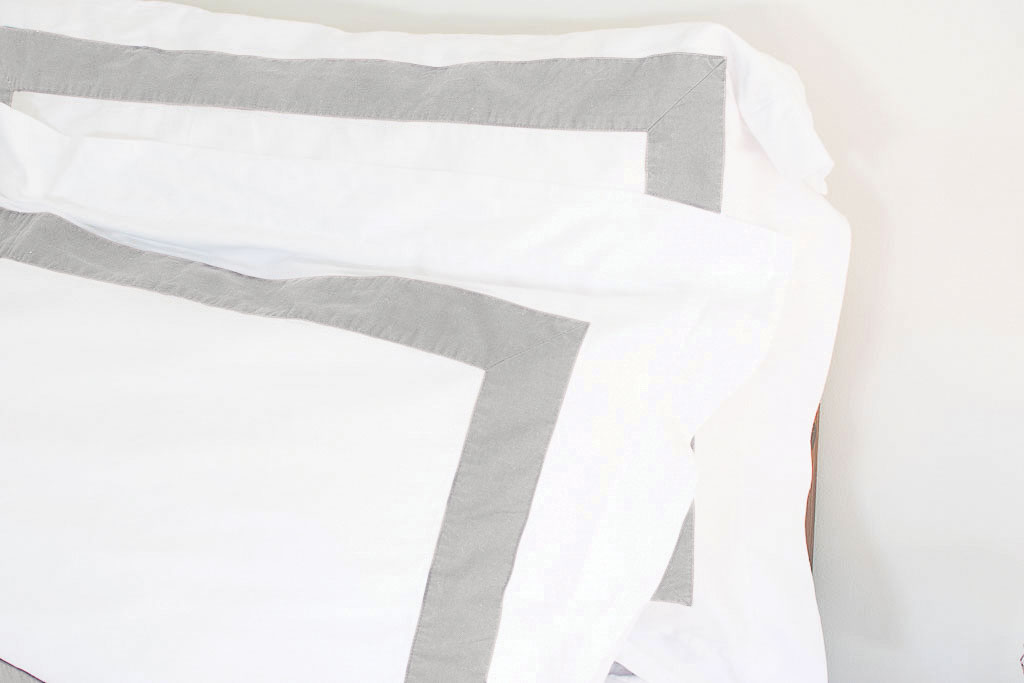 photo of house of march pewter pillowcases