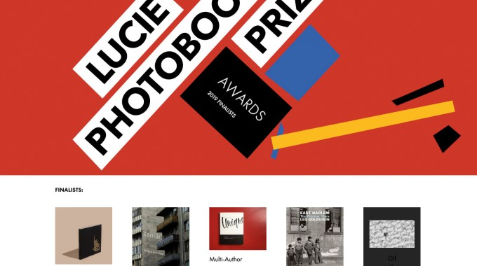 Unique Announced As Finalist In Lucie Photobook Prize