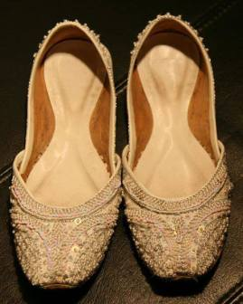 Khussa- The Delightful Footwear Created by Hand3