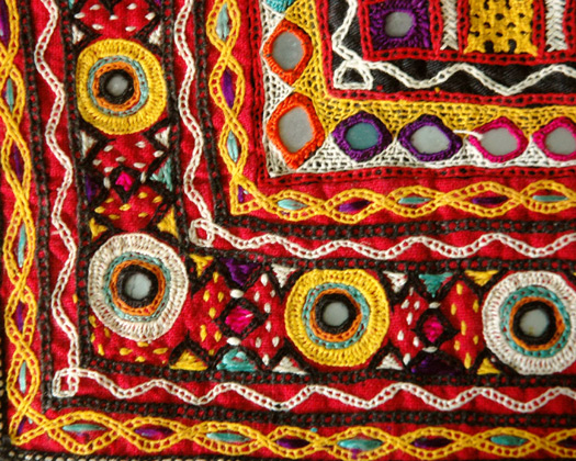 Sindhi Embroidery from the Land of Gujrat