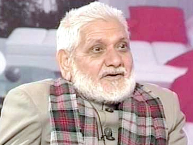 bashir hussain nazim, poet, writer, AIOU seminar