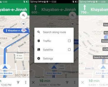 google navigation for Pakistan, Pakistan news, technology in Pakistan