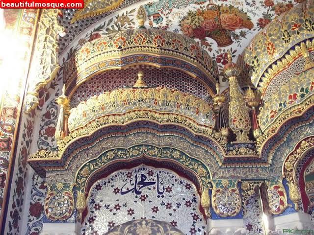 bhong mosque, masjid, beautiful pakistan, travel Pakistan
