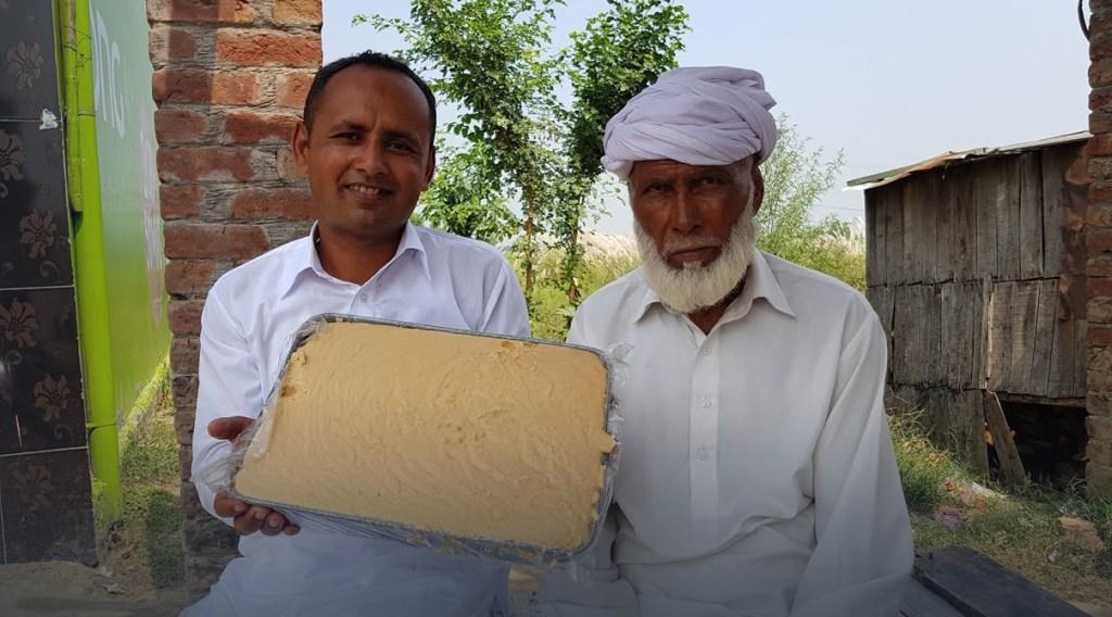 village food, village culture, village life