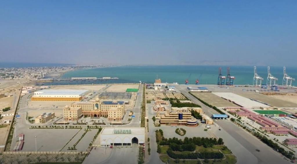 Development in Pakistan, Tourism in Pakistan, port city