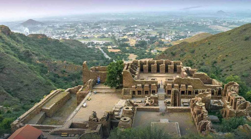 Buddhism, Gandhara Civilization in Taxila, History of Gandhara