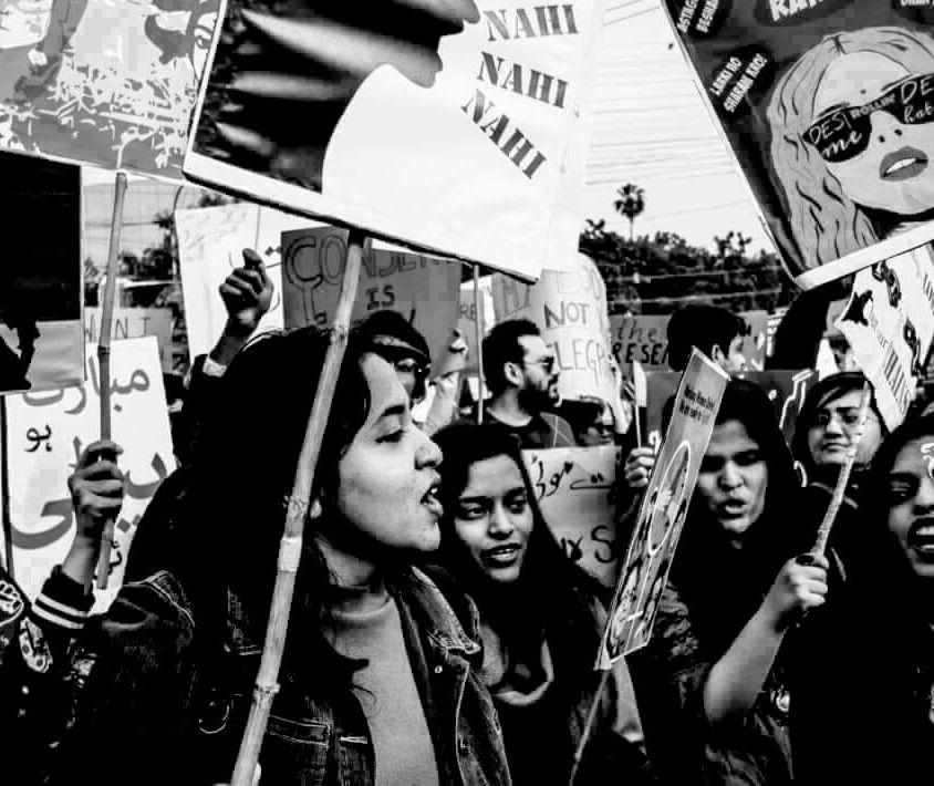 aurat-march, feminist, feminism, equal-rights