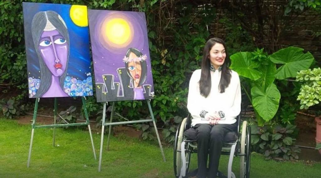 life story, pakistani girls, pakistani painters