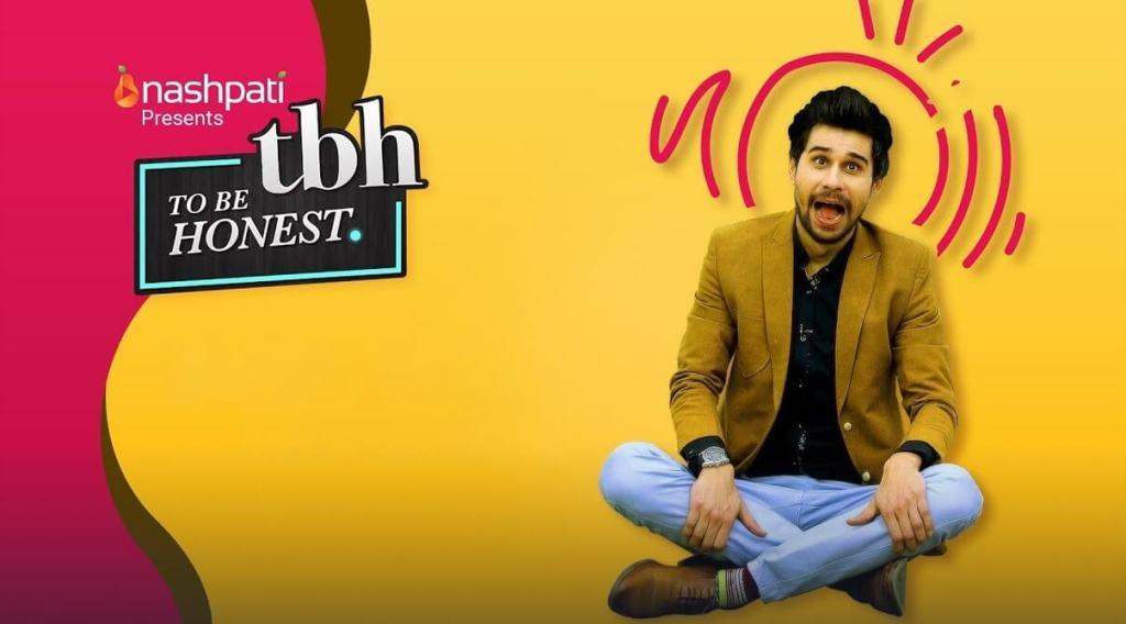 standup comedy show, tabish hashmi to be honest, tabish hashmi show