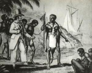 European and African Slave Traders