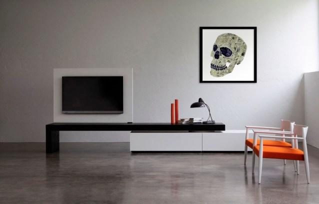 skalli-bone-in-room