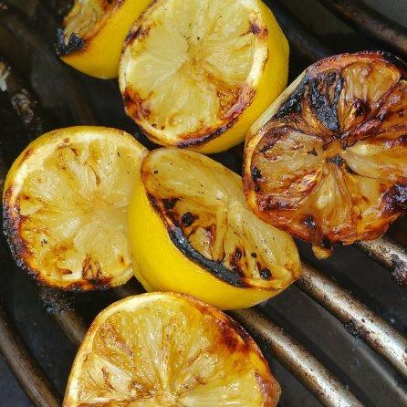 HoQ Grilled Lemons