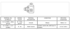 2012 Tundra Backup Camera Wiring Diagram  Somurich