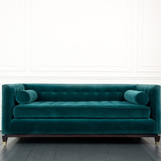 The Sloane - 1920s Cocktail Sofa