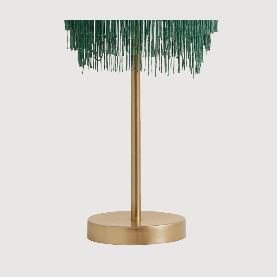 Dita Fringed Table Lamp gallery image