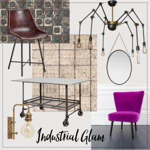 Industrial Glam category image