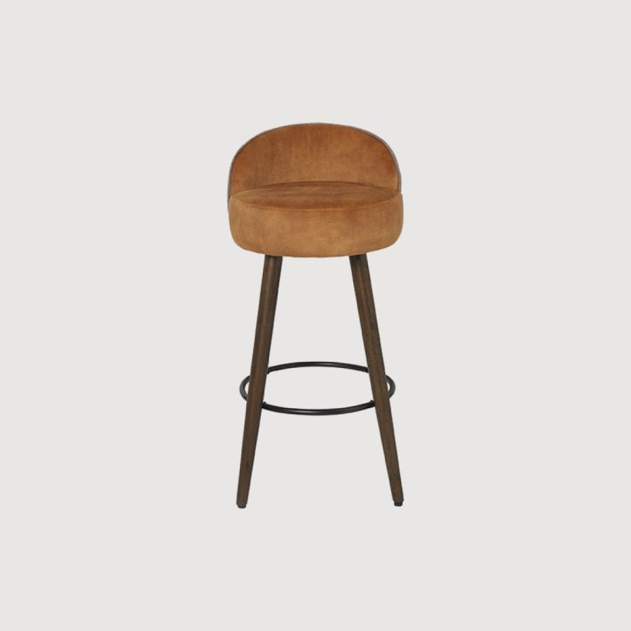 Thekla Bar Stool – Cumin gallery image