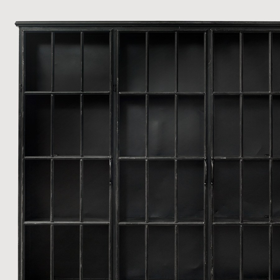 Downtown Iron Cabinet – Wide gallery image