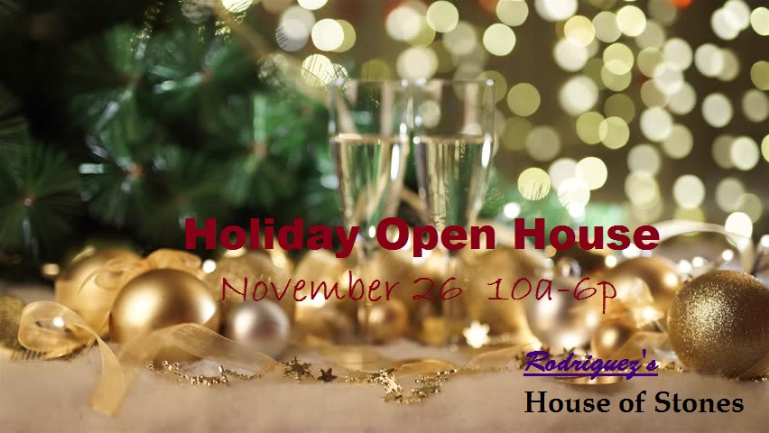 Holiday Open House – Saturday 11/26