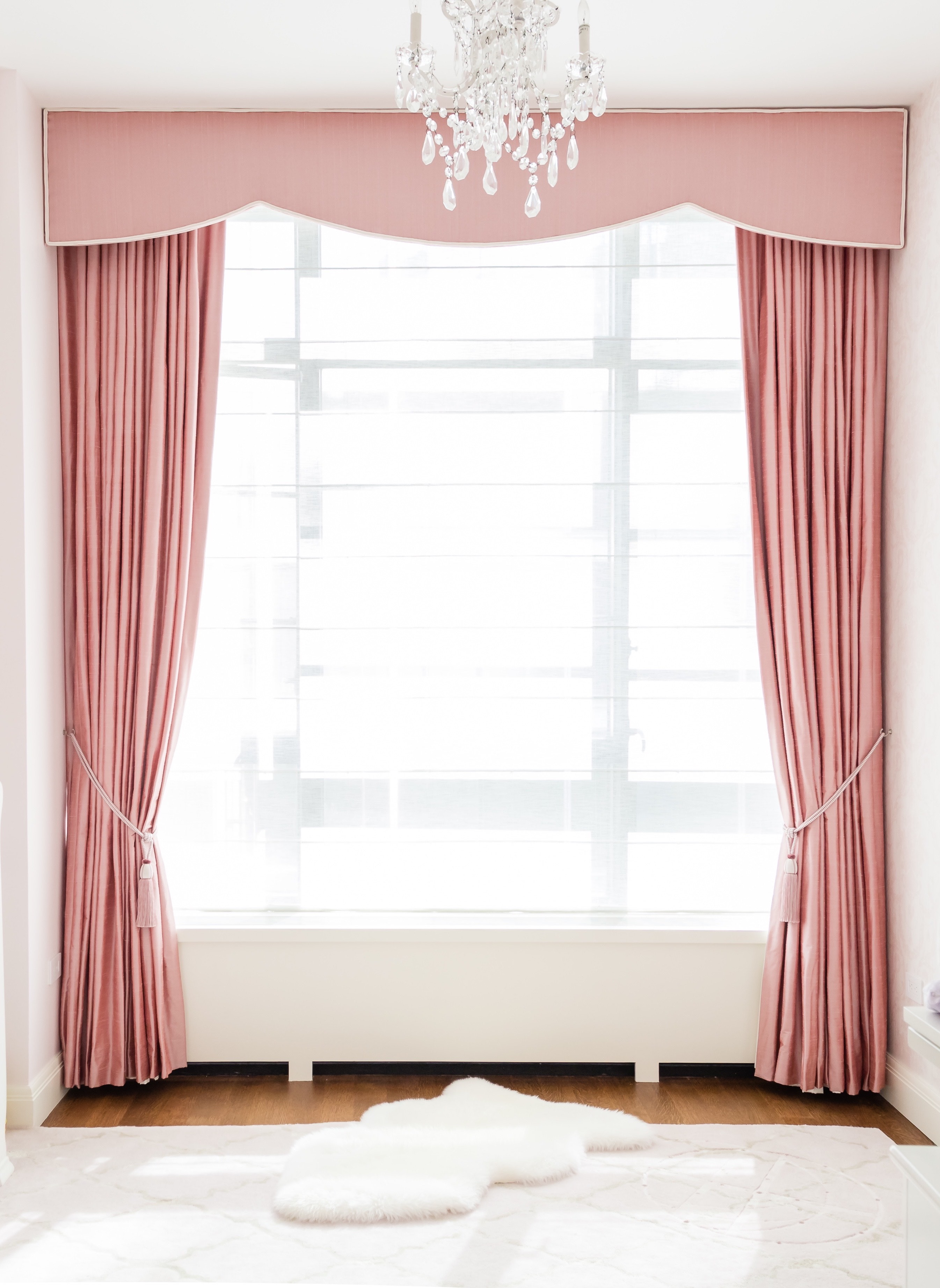 Window treatments house of style design interior for Latest window treatments 2017