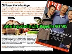 Life Magazine Insert with Real Estate Expert John Brassner