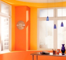 Shades Of Orange Wall Paint For Your Home Bold Classic Or Natural