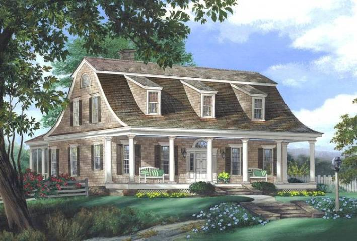 Cape Cod House Plans   America s Best House Plans Blog What