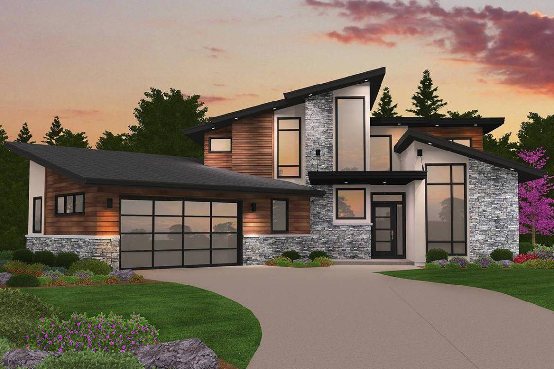 Mid-Century Modern House Plans: Don't Call it a Comeback ...